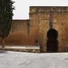 La Consejería de Cultura rehabilitará la Puerta del Agua y los lienzos de la muralla de Niebla.