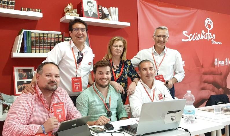 Juan Antonio García revalida la mayoría absoluta del PSOE en Bonares.