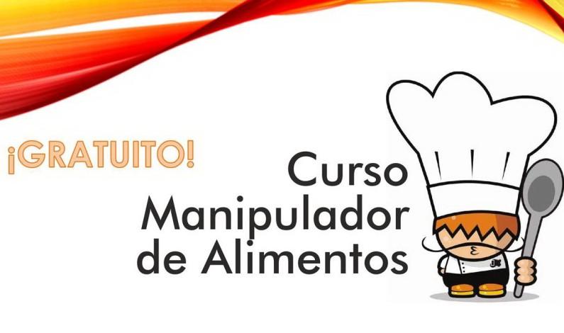 Curso gratuito de manipulador de alimentos en Bonares.