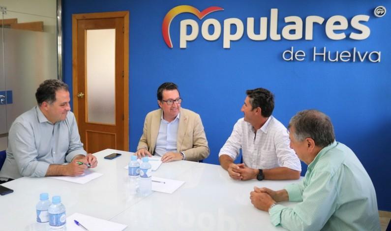 """El PP exigirá en el Parlamento que el Gobierno socialista de Sánchez """"ejecute cuanto antes la ley del trasvase"""""""