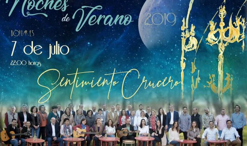 'Sentimiento crucero' abre las Noches de Verano en Bonares.