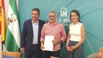 La Junta entrega 82.000€ para el arreglo del Camino del Plá Mayor.