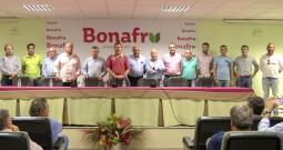 La Plataforma de los Regadíos renueva su junta directiva con 15 personas de sus cinco municipios