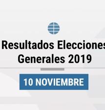 Bonares, resultado Elecciones generales 10 noviembre 2019