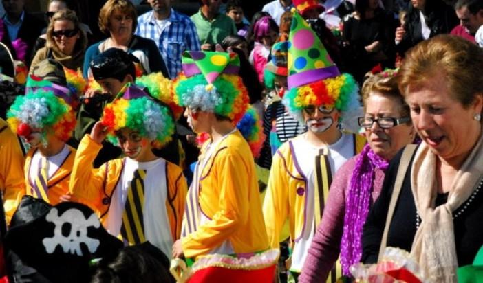 Programación Carnavales de Bonares 2020.