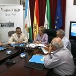 Cajasol firma un convenio de colaboración con las principales Cooperativas de Bonares.