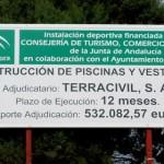 El Ayuntamiento y la Junta inauguran el complejo deportivo
