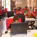 Escuela de Verano en Bonares.