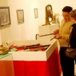 La Banda de Música celebra Santa Cecilia con un concierto y una exposición de instrumentos antiguos