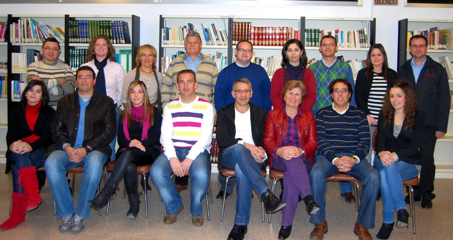 candidatura psoe elecciones 2011