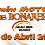 III Reunión Motera Villa de Bonares 2011.