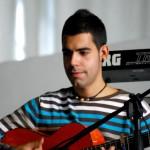 Felipe Chaparro, músico.