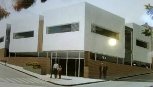 Nueva escuela infantil municipal de Bonares.