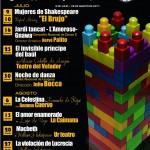 Festival de Teatro y Danza Castillo de Niebla 2011.