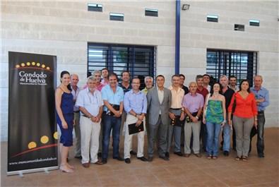 """""""mancomunidad del condado de Huelva"""""""