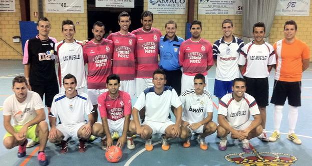 """ Final campeonato futbol sala bonares"""
