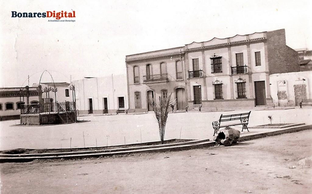 """""""plaza de bonares"""""""