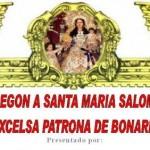 Pregón a Santa María Salomé, 2011.