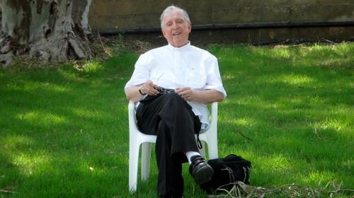 Sacerdote D. Antonio Martín Carrasco.