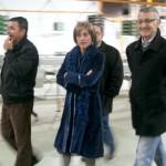Visita de la presidenta de la Fundación Doñana 21 a Bonafrú para apoyar la certificación de la Etiqueta.