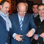 Inauguración oficial de la sede del PP-Bonares.