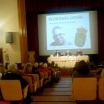 Juan Coronel presenta su segundo libro en el Teatro Cine.