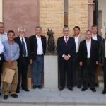 Alcaldes de Honduras se interesan por la Gestión municipal mancomunada.