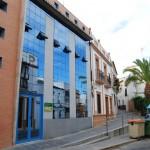 El Ayuntamiento cede un inmueble a la Fundación Andalucía Emprende.