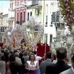 Las Cruces de Bonares, por José Joaquín Domínguez.