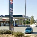 """Detienen a un empleado de la gasolinera de Bonares """"por cobrar doble""""."""