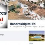 La página de Facebook de Bonares Digital alcanza los mil seguidores.