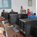 Coopinte forma a los profesionales del oficio de la albañilería.