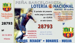"""loteria barcelona"""