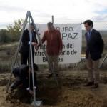 Colocada la primera piedra del Centro Tanatorio de Bonares.