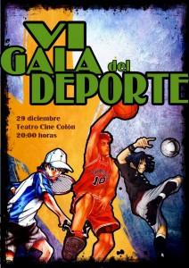 """cartel gala deporte"""