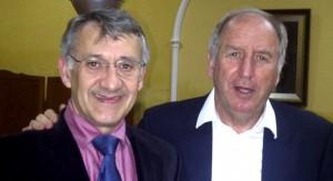 Juan A. Garcia y Carlos Rexach.