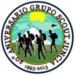"""XX aniversario del grupo scout """"juncia"""""""