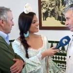 Casa de Hermandad del Rocío de Bonares, reportaje en Condavisión.