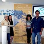 El Taller Municipal de teatro de Bonares actuará en el Festival Castillo de Niebla.
