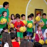 La Fiesta del Baloncesto de Bonares.
