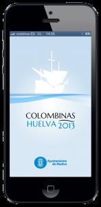 Aplicación Móvil Colombinas 2013