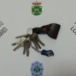 Objetos perdidos, Policía Local.