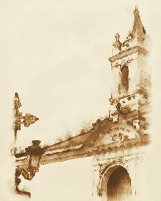 antigua iglesia de bonares