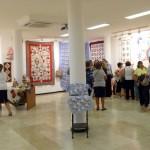 Hasta el día 20 de septiembre estará abierta la exposición de Patchwork en Bonares.