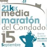 La Iª Media Marathón del Condado será el próximo domingo entre Bonares y Niebla.