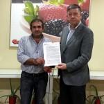 """El PP Bonares señala que la DIA del trasvase emitida por el Gobierno es una noticia """"histórica""""."""
