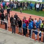 Inaugurado el nuevo graderío del Complejo Deportivo Municipal de Bonares.