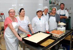 elaboración tortas de Bonares