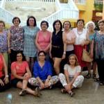 """La Asociación de Fibromialgia de Bonares """"FIBOA"""" inmersa en su semana de convivencia."""