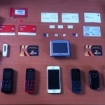 Dos detenidos en Bonares por estafa relacionadas con teléfonos móviles.